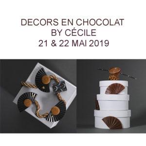 Décors en Chocolats mai3