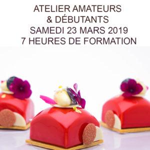 atelier amateur 1 jour 23 mars