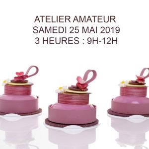 atelier amateur 3 heures samedi 25 mai