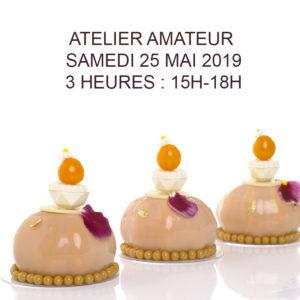 atelier amateur 3 heures samedi 25 mai pm