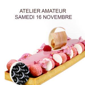 atelier amateur samedi 16 novembre