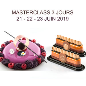 masterclass 3 jours juin